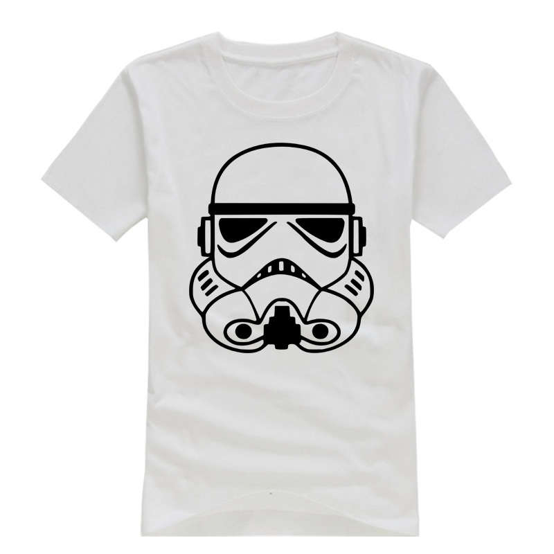 buy cheap online star wars t shirt white. Black Bedroom Furniture Sets. Home Design Ideas