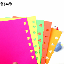 5bags/lot (25 sheets) DIY Colorful Embossed Paper Stickers Photo Album Accessories for Scrapbooking Decoration Free shipping 601