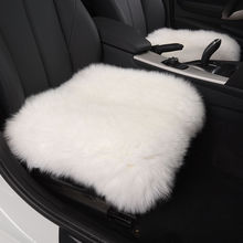 Universal 100% Australian Pure Natural Wool Seat Cover,11 Colors Winter Car Cushion, 1 Whole Sheep Skin Seat Cushion Auto WSC_05(China (Mainland))