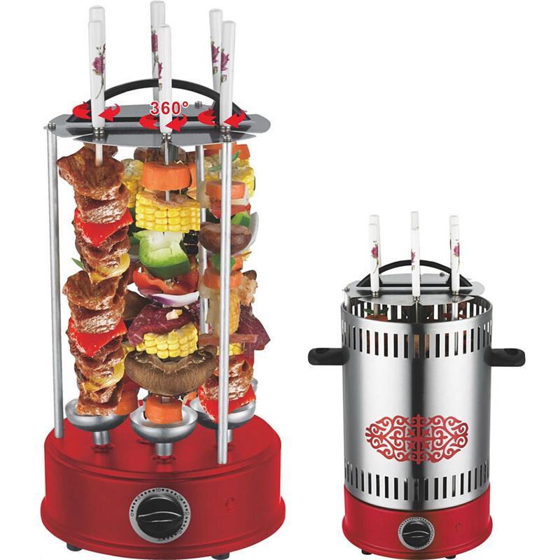 Achetez en gros tournante barbecue en ligne des grossistes tournante barbec - Barbecue automatique vertical ...