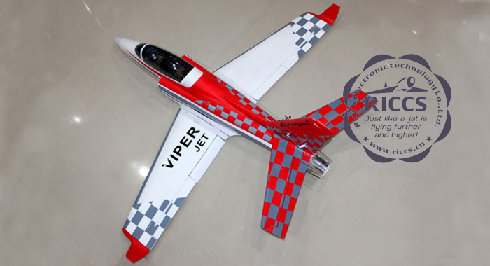 Freeshipping Viper RC aircraft model airplane remote control drones 90mm ducted turbojet PNP airplane model exercise machine