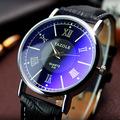 2015 Watches Men Luxury Brand Leather Quartz Dress Business Wrist Watch Man Wristwatch Male Relogio Band