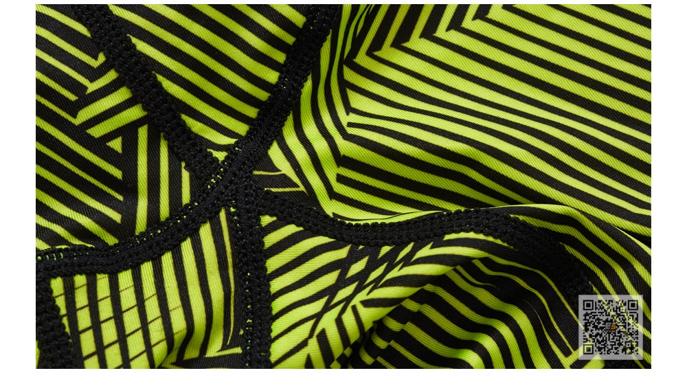 Vansydical Geometric Skinny Sport Yogo Fight Shorts for Men (17)
