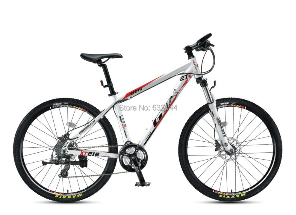 27.5 inch alloy 24 speed Hydraulic Disc Brake mountain bike fork lockout - Guangzhou Aiwin Outdoor Leisure Product CO.,Ltd store