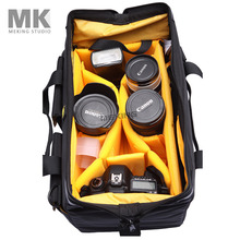 Buy CASEPRO Camera Video Shoulder Bag Waterproof High capacity waterproof rain coat Canon Nikon Pendax Sony DSLR SLR Camera for $91.23 in AliExpress store