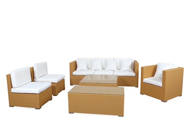 2016 wholesale pe rattan poolside garden terrace leisure furniture(China (Mainland))