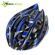 Buy 2017 ROCKBROS Cycling Helmet MTB Road Bike Helmet Ultralight Breathable Safety Protection Bicycle Helmet Casco Ciclismo 57-62cm for $33.51 in AliExpress store