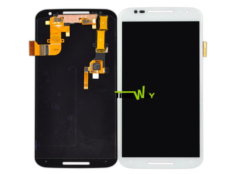 For Motorola Moto X+1 X2 LCD XT1092 XT1095 XT1096 XT1097 2nd 2015 LCD Display + Touch screen digitizer Assembly balck white