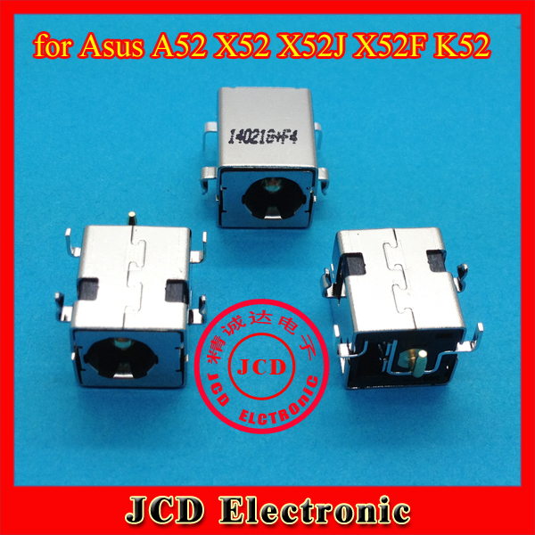 Free shipping 5x New DC Jack Connector fit for Asus A52 X52 X52J X52F K52 2.5mm<br><br>Aliexpress
