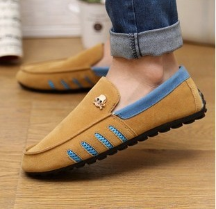 Summer men doug shoes male han edition tide frosted British breathable lazy man casual - Online Store 836715 store
