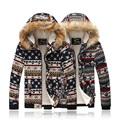 marca jacket men brand Hooded hot sale warm winter coat chaquetas hombre A051