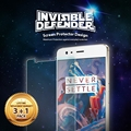 Original Ringke OnePlus 3T 3 Screen Protector INVISIBLE DEFENDER Scratch Resistance PET Screen Film 3 1