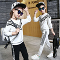 Girls Brand Tracksuits 2016 New Spring Autumn Children Clothing Sets Kids Long SleeveT shirt Pants Outfit