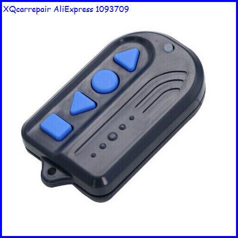 XQCarRepair wireless car alarm remote control copier garage gate door opener remote control AK020(China (Mainland))
