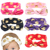 Baby Girl Kids Toddler Turban Knot Rabbit Headband Bow Cotton Hairband Headwear