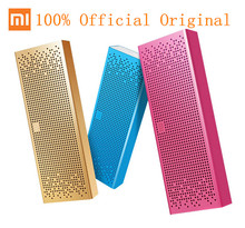New 100% Original Xiaomi Portable Wireless Bluetooth Speaker  with Mic Support TF card Aux-in(China (Mainland))