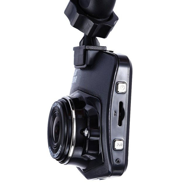 Mini Car Dvr Camera Full HD 1080p Recorder GT300 Dashcam Digital Video Registrator G-Sensor