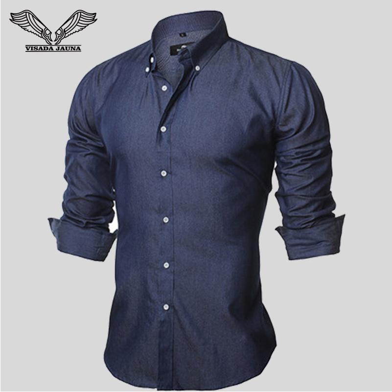 Men 39 s shirts european size s xxl 2016 summer casual new for European mens dress shirts