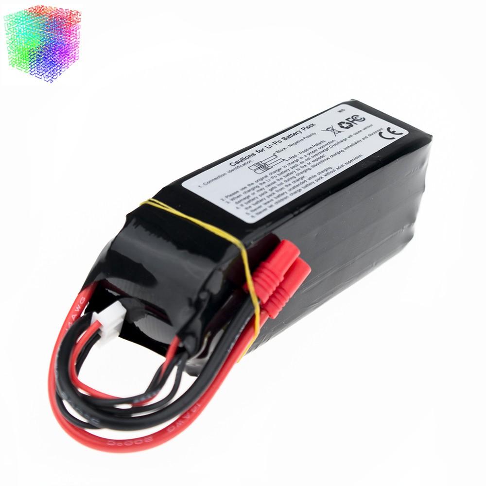 Walkera 11.1v 5200mah x350 battery (35)