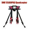 F11067 HMF U580Pro Totem Carbon Folding Umbrella RC Quadcopter Frame Kit Rack Electric Retractable Landing Gear