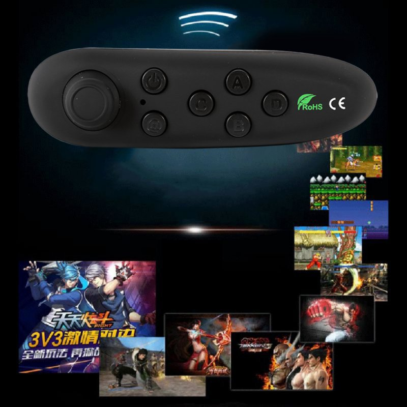 image for Wireless Bluetooth Gamepad Remote Controller Joystick For Android IOS