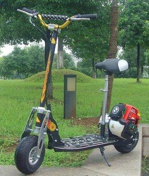 4-stroke Gas scooter 139F