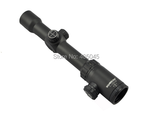 Free Shipping Visionking Optical Riflescopes Mil dot 30mm Hunting 1 12x30 Rifle scope Military Tactical Compare