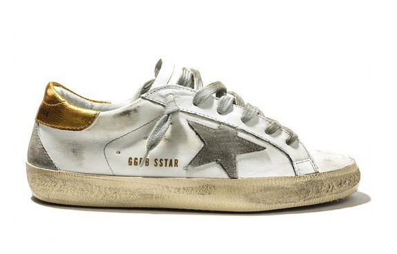 New GGDB Golden Goose Superstar Genuine Leather Gold Sneakers Old Men Women Shoes With Box