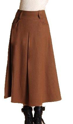 Free Shipping! New Arrival .2013 Women Autumn and Winter Long Slim bust Skirt Woolen Fashion skirt A-line SkirtОдежда и ак�е��уары<br><br><br>Aliexpress