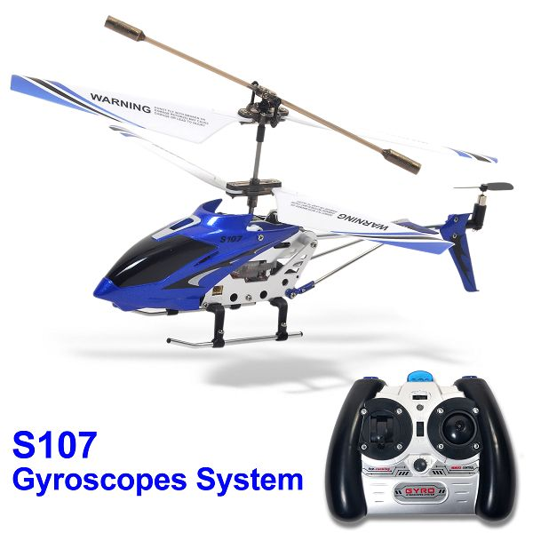 Wholesale SYMA S107 Metal RC Helicopter 3CH with Gyroscope Brinquedos Helicopter Radio Control for Kids toys Free Shipping(China (Mainland))