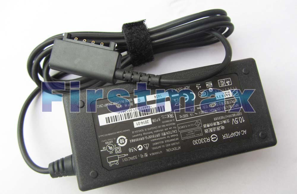 10.5V 2.9A teeth brush tip AC Power Adapter Charger SGPT113 SGPT114 SGPT113CNS SGPT114DES SGPAC10V1 for Sony Tablet S Series