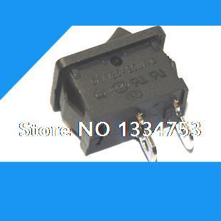 Free shipping KCD Switch Rocker Switch Power Switch Digital LCD TV repair parts Switches(China (Mainland))