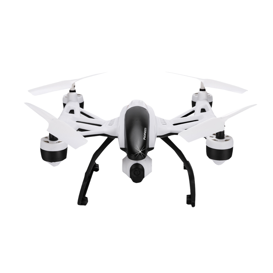 JXD 509V RC Quadcopter Dron 0.3MP Camera 2.4G 4CH 6Axis Headless Mode RC helicopter Professional Drone RTF Gift(China (Mainland))