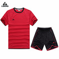 2017 Men Soccer Jerseys Set Youth Kids Sportswear Football Kits Boys Child Futbol Training Suit Breathable