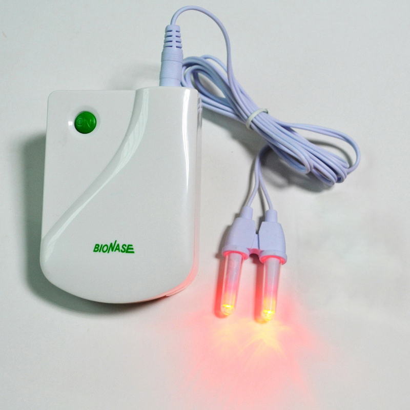 Nasal Allergic Relief Rhinitis Therapy Nose Runny Treatment Laser Machine YG011-SZ+