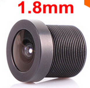 1pcs CCTV 1.8mm Security Lens 170 Degree Wide Angle CCTV IR Board CCTV Lens Camera(China (Mainland))
