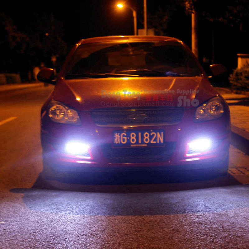 Daytime Running Light car general car outside lights super bright modified high-power LED with a shift to the new day light(China (Mainland))