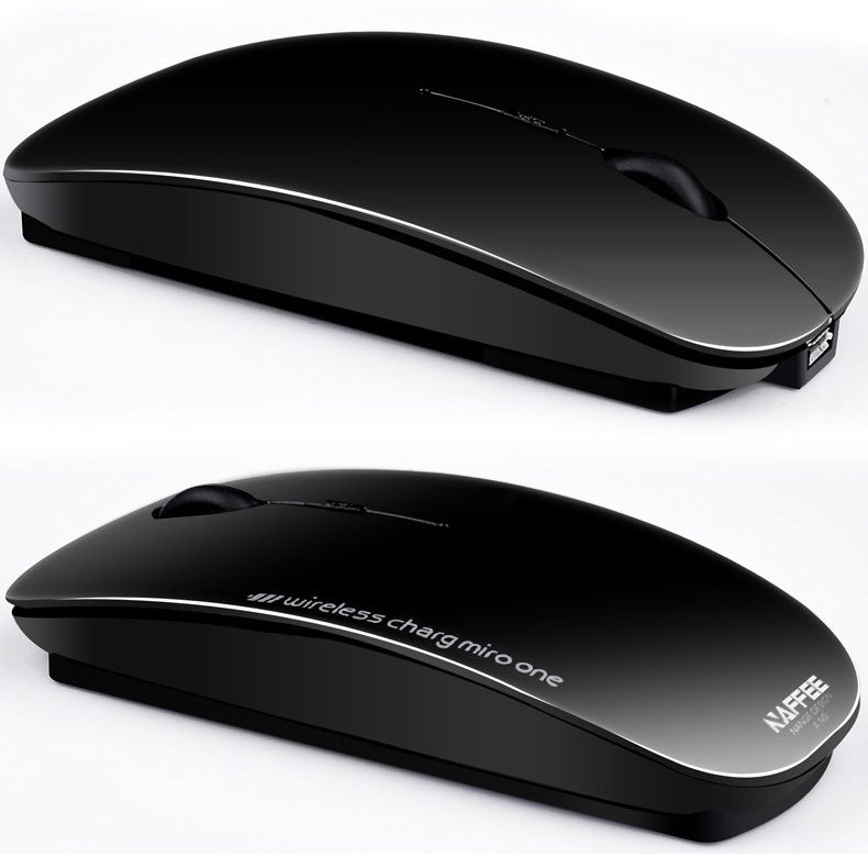 Mouse wireless gaming mouse silent mute genuine rechargeable wireless mouse compatible with Apple Computer(China (Mainland))