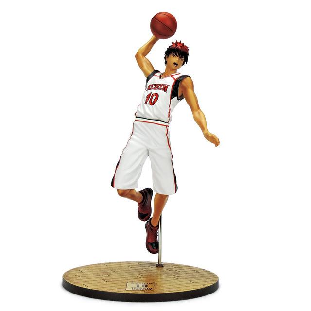 Бесплатная доставка японское аниме куроко нет Basuke пвх фигурку коллекция игрушек кагами тайга модель