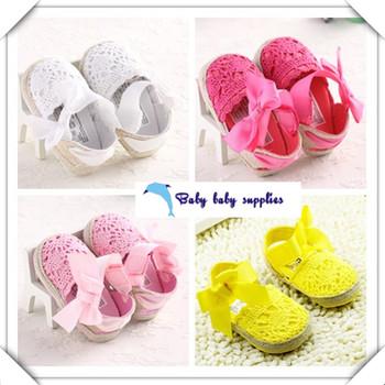 СЗТ Детские Unisex Shoes Ботильоны Теплые Тапки Pretty Girl Baby Shoes Сандалии Тапочки Лето Младенческой Малыша Кроватки Анти-скольжения