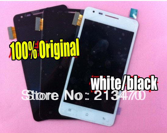 100% Original full lcd display +digitizer touch screen For OPPO Finder X907 Assembly +free Hongkong tracking NO.(China (Mainland))