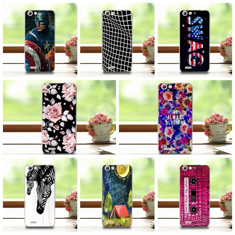 Lovely Art Painted Cute Phone Case ZTE Blade x7 X 7 Case Capa Funda ZTE Blade X7+Free Stylus Pen(China (Mainland))