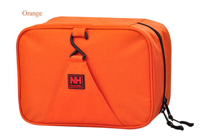 NatureHike Multifunctional Ultralight Large Capacity Portable Travel <font><b>camping</b></font> Hiking Hanging Women cosmetic toiletry wash bag
