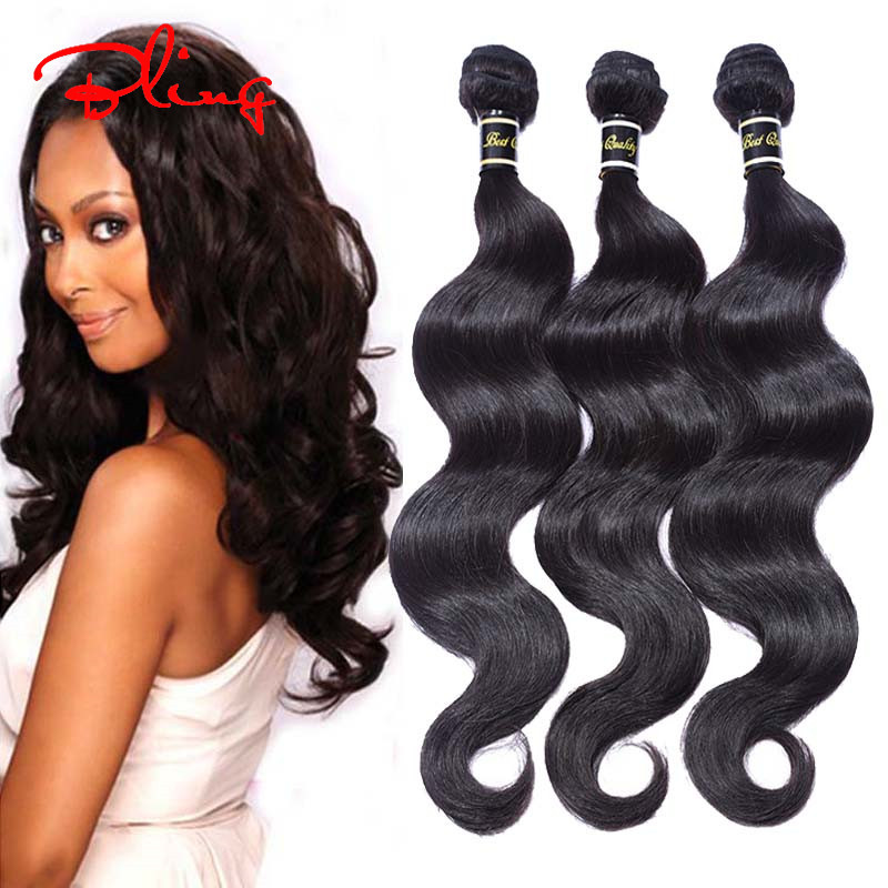 Luvin Hair Products Peruvian Body Wave Unprocessed Virgin Peruvian Hair 3Pcs Human Hair Weave Peruvian Virgin Hair Body Wave