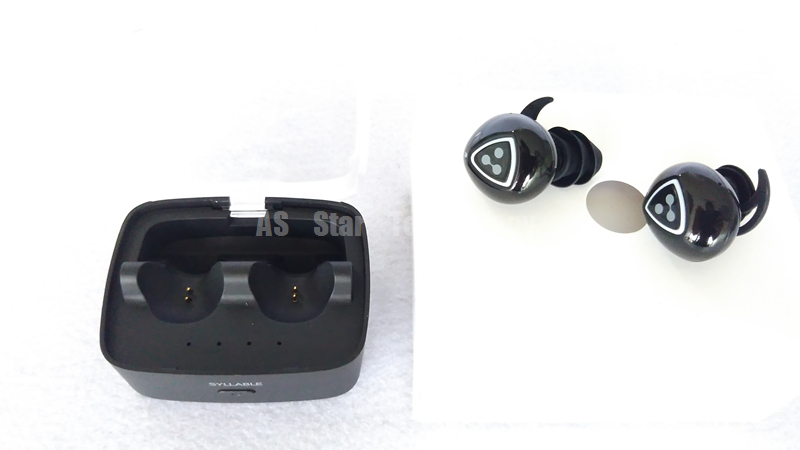 New Arrival 100% original Syllable D900S Bluetooth Stereo Earphone Wireless Music Headset Handsfree Mini Earbud fone de ouvido(China (Mainland))