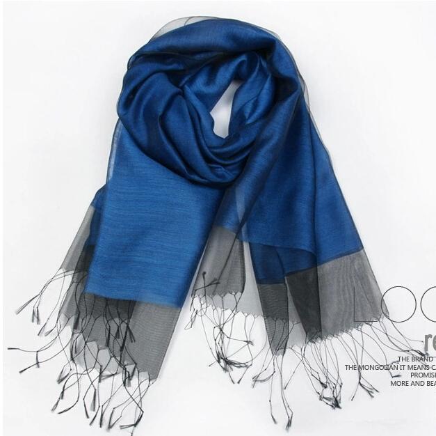 2016 продажа твердого взрослых мода женщины хлопок платки женщины новый двойной удар бахромой шелковый шарф шарфы шали оптовая продажа дамы