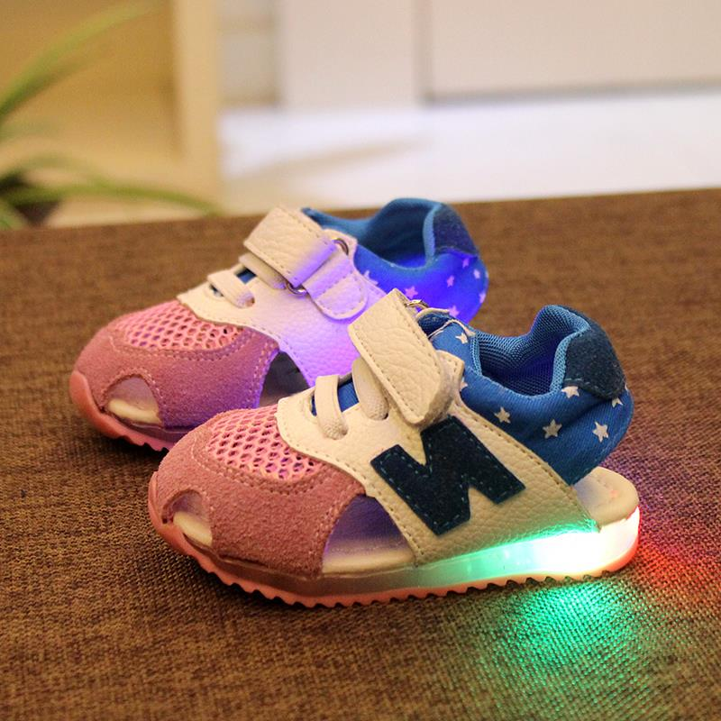 2015 Summer Baby Shoes Child 1 3 Years Old Baby Sport Shoes Girl ... ebcb2fa8715b