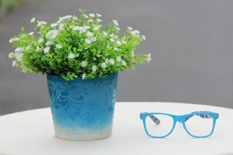 Spring Fresh Green Plants Small Babys Breath Silk Flowers Real Touch Artificial Flowers Home Decor