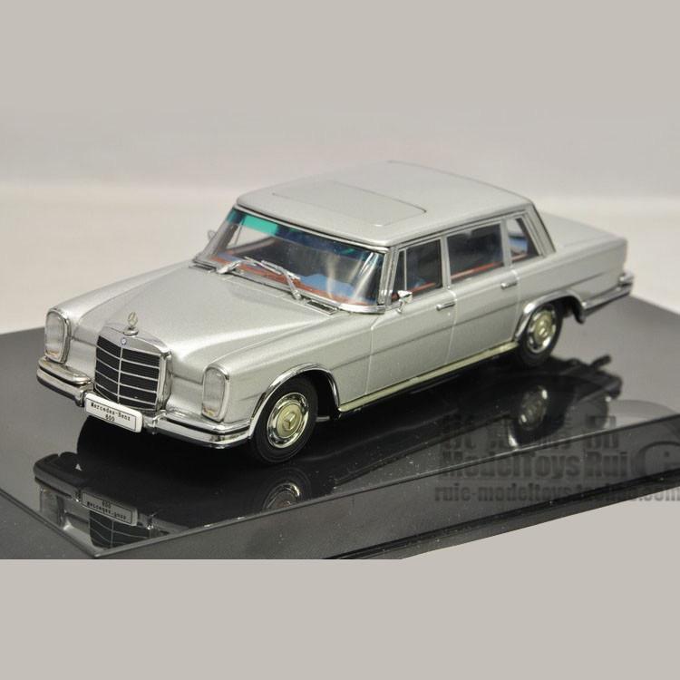 1:43 Alto Autoart Mercedes Benz Benz 600 SWB car model<br><br>Aliexpress