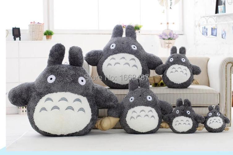 35cm my neighbor totoro plush totoro stuffed font b animal b font toy children gifts best